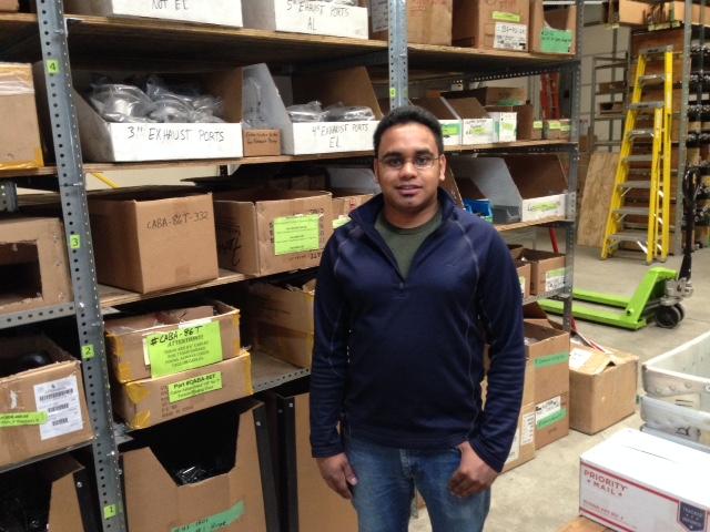 Neal Secker Ddm Garage Doors Warehouse Manager Dan S
