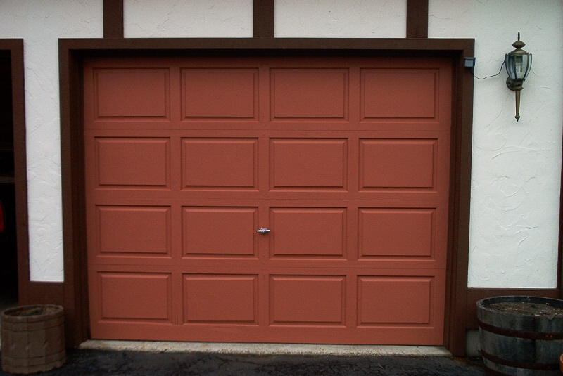These were designed like the hardboard panel sections but the panels were made of redwood or fur. As the redwood trees in California diminished the cost of ... & Garage Door Sections - Dan\u0027s Garage Door Blog