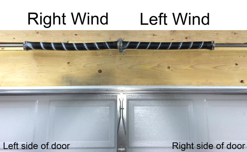 How To Replace Garage Door Springs Ddm Garage Doors Blog Dan S Garage Door Blog