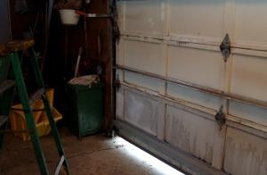 Bottom Garage Door Section Replacement