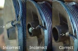 Double Ez Set Torsion Spring Conversion