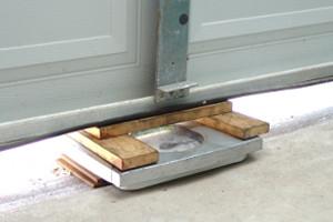 how to level a garage doorVertical Lift Garage Door Conversion