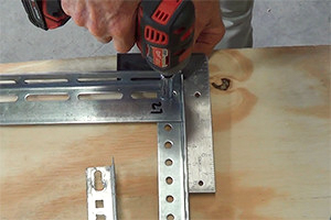 High Lift Track In-House Assembly