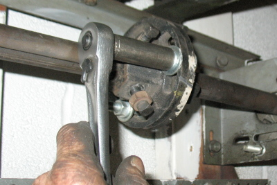Leveling Garage Doors