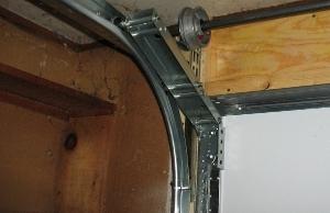 Low Headroom Modification For Steel Doors