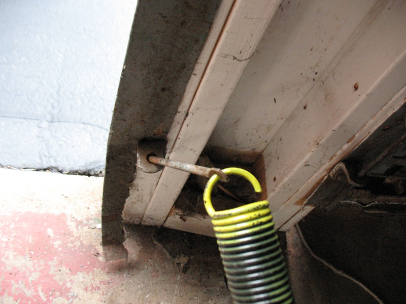 garage ideas replace cable door manny how repair springs to spring extension