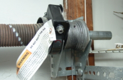 EZ-Set Torsion Spring Conversion