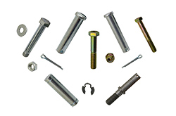 Fasteners for Bluff Dock Levelers