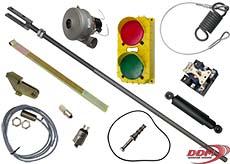 Parts For Poweramp Dock Levelers