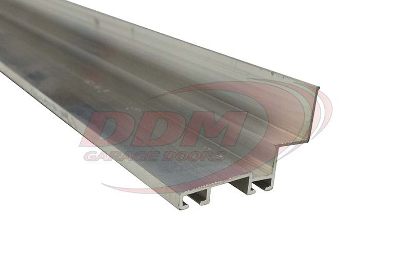 Aluminum Bottom Seal Retainer 2 Shiplap Dual Channel For Clopay 8
