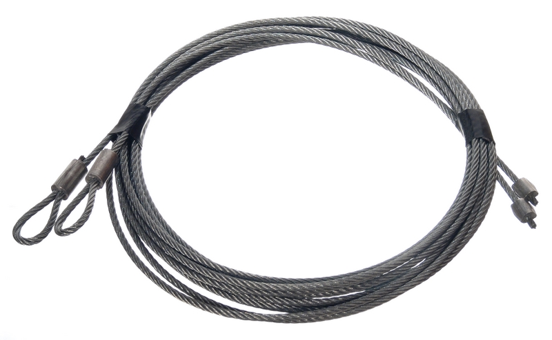 Garage Door Cable And Fittings