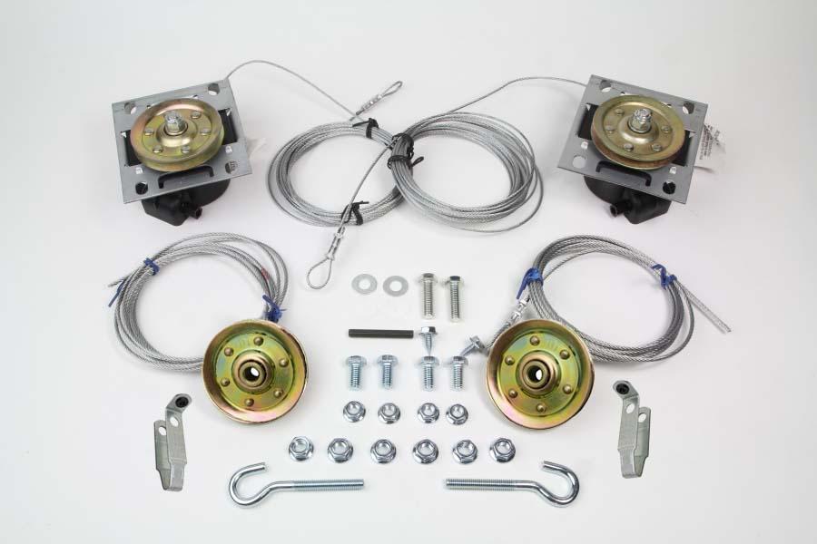 Clopay Ez Set Extension Spring Kit For 8 High Doors L