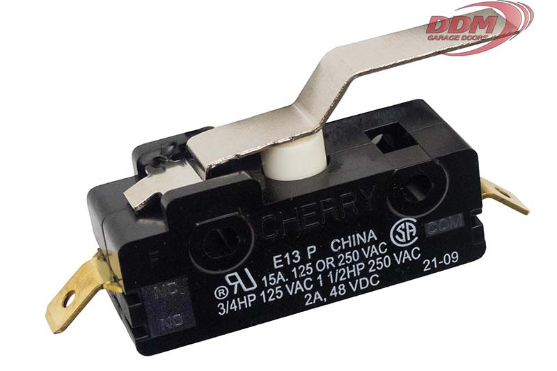 Garage Door Opener Limit Switches Timers And Counters