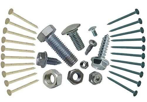 Garage Door Fasteners. Fasteners  sc 1 st  DDM Garage Doors & Garage Door Fasteners