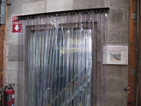 & Garage Door Strip Doors u0026 Hardware