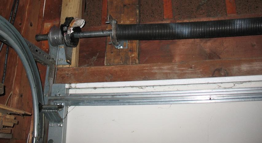 Clopay Ideal And Holmes Garage Door Ez Set Torsion Springs