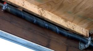 standard garage door torsion springs