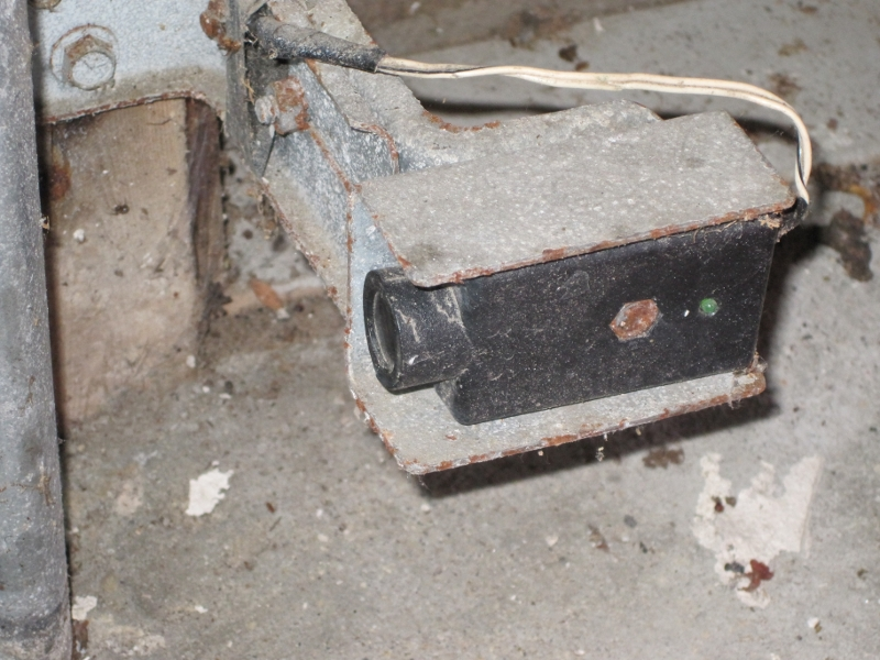 How To Fix Problems With Garage Door Opener Photo Eyes A