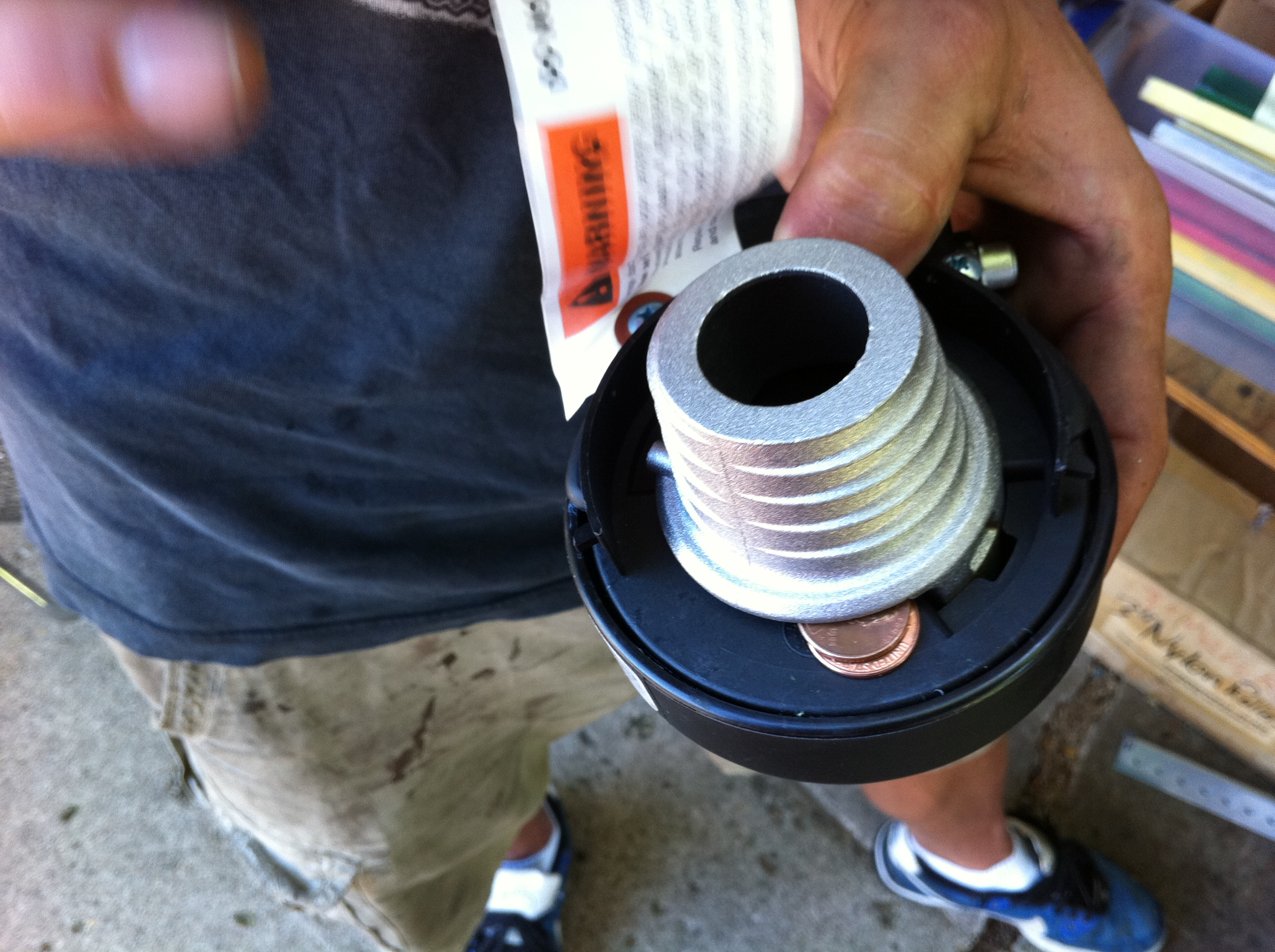 ez garage doorsClopay EZSet Springs  How to Remove the Spring Winding Cone From
