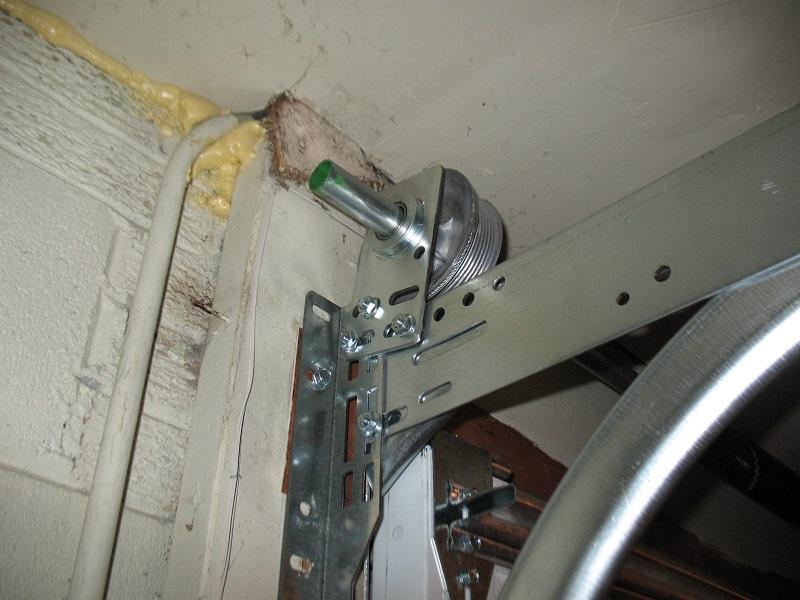 low headroom garage doors with double tracks dan s door blog