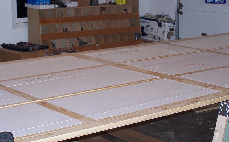 Wood Construction Section ~ Technical support archive dan s garage door
