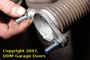 Torsion Spring Cone Replacement