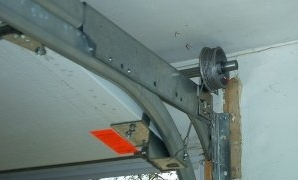 Replace Outside Lift Garage Door Torsion Springs