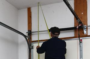high lift garage doorHigh Lift Garage Door Conversion