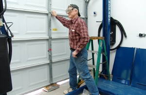 2.8 Shake The Garage Door. Sometimes The Door Gets Stuck On The Track And  Shaking The Door Will Give You The Proper Weight. Read The Weight Of The  Garage ...