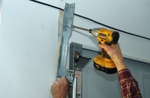 high lift garage door openerHigh Lift Garage Door Conversion