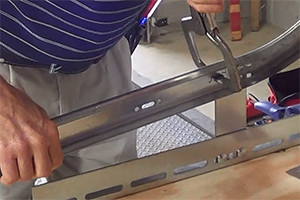 High Lift Track In House Assembly