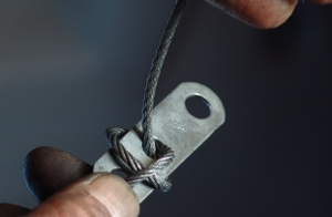 Extension Spring Pulley Replacement