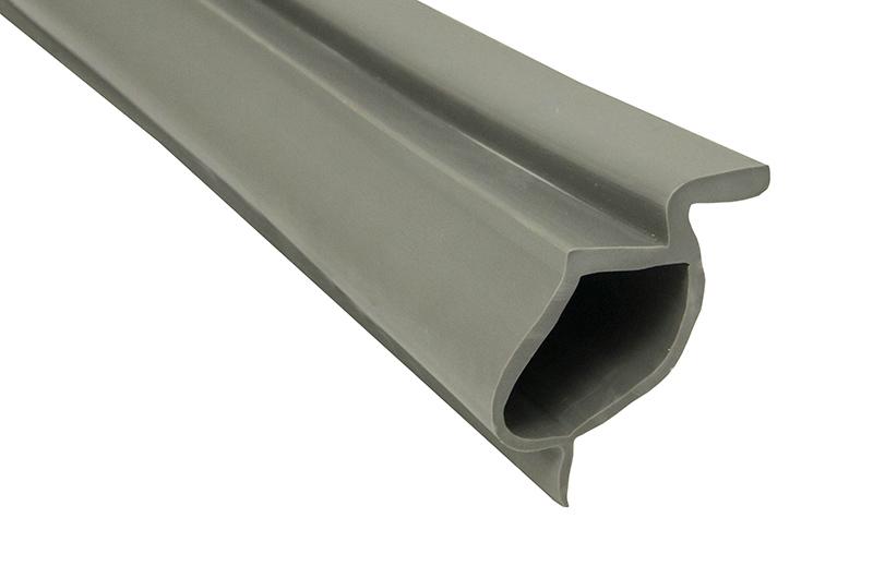 bsvspdohd steel commercial ribbed pan door bottom seal