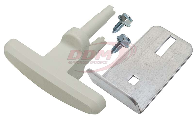Clopay Lift Handle Kit White Part Hdl Clwh Kit