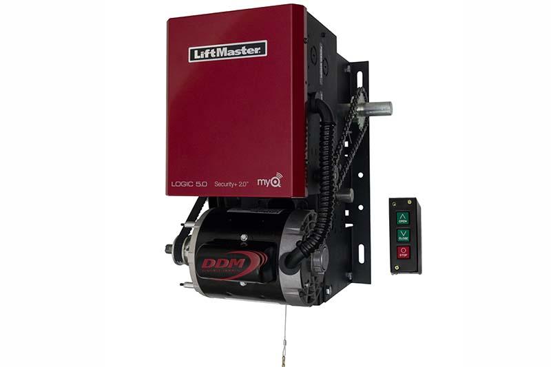 Liftmaster Commercial Operator Model J501l5 1 2 Hp 115v