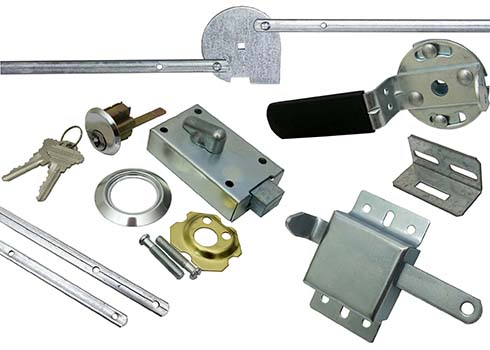 garage door locksGarage Door Locks and Handles